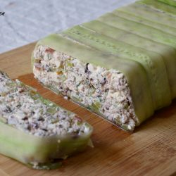 Зеленчуков терин със сирене